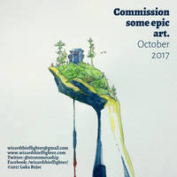 October Commissions Open (OCO)