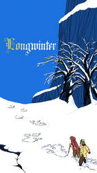 Longwinter Cover Concept by Lukc