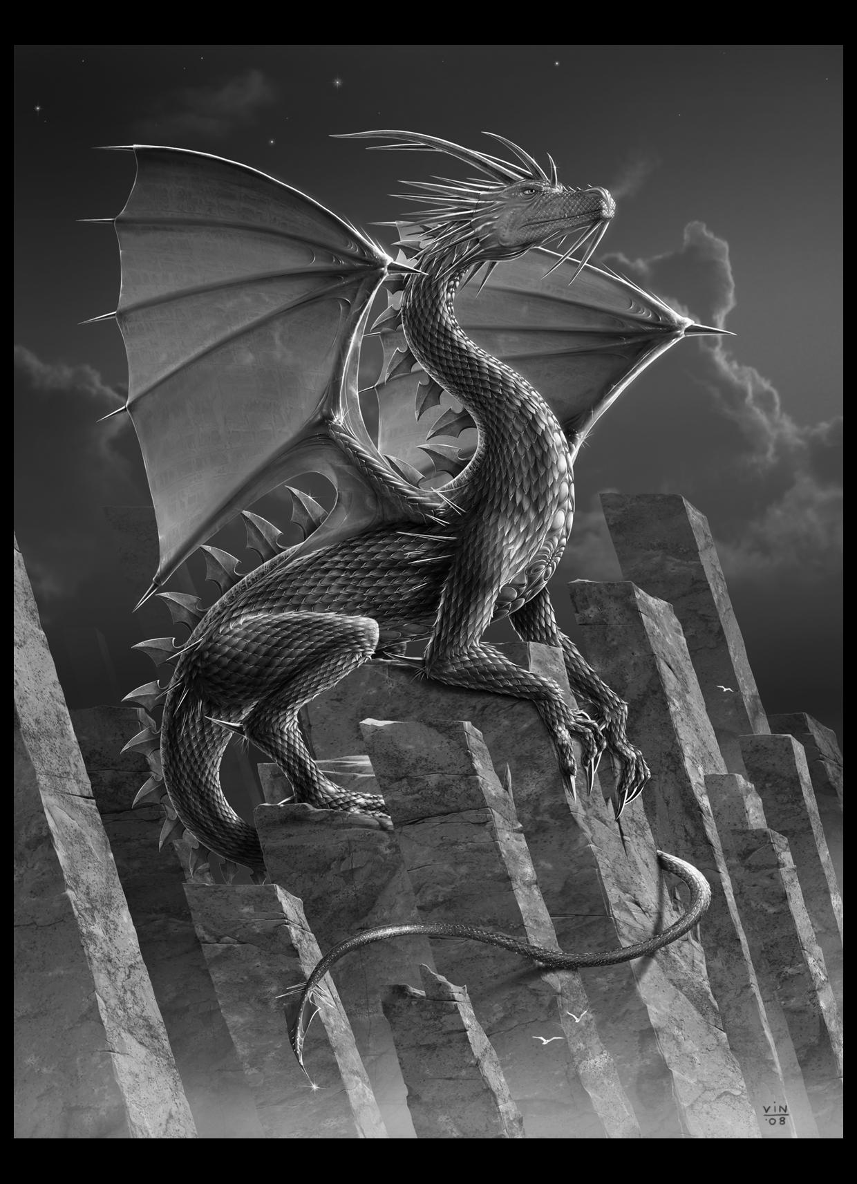 かっこいいドラゴンの画像を集めてみた - naver まとめ