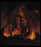 Black Dragon by wallace