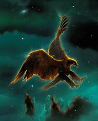Eagle Nebula by wallace