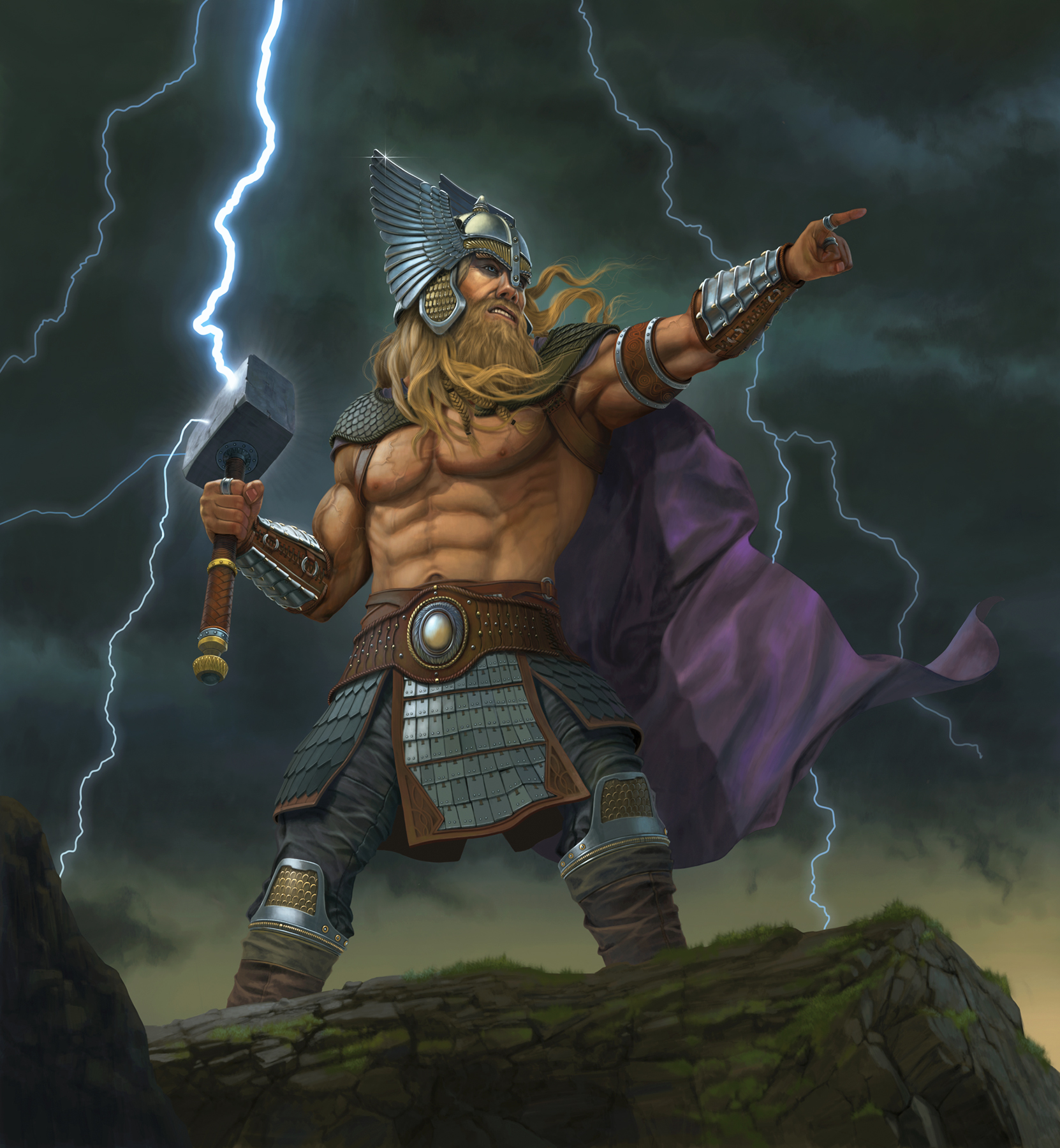 Thor by wallace