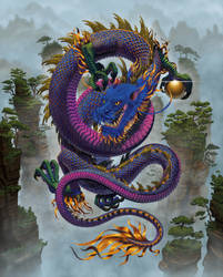 Good Fortune Dragon