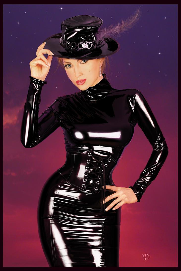 Black Hat Mistress by wallace