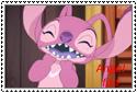 Angel Fan Stamp by Chidori1334