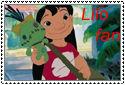 Lilo Fan Stamp by Chidori1334