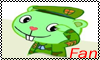 Flippy Fan Stamp by Chidori1334