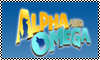 Another Alpha and Omega Stamp by Chidori1334