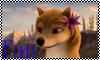 Kate Fan Stamp by Chidori1334