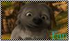 Shakey Fan Stamp by Chidori1334