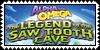 Alpha and Omega 4 stamp by Chidori1334