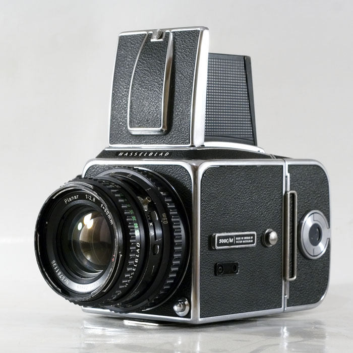 Hasselblad 500cm by mahleu