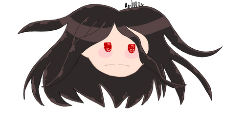 Izuru Kamukura Sticker/Icon-Danganronpa
