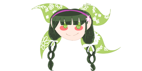Tenko Chabashira Sticker/Icon-Danganronpa