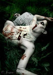 Body Pile by PorcelainPoet