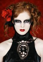 Black Lotus by PorcelainPoet