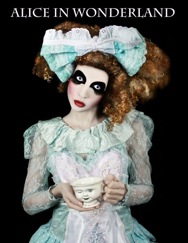 Alice In Wonderland Book Cover Ideas : Alice in wonderland book cover by porcelainpoet on deviantart