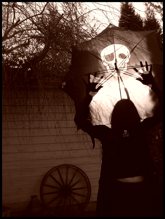 Death Mask by PorcelainPoet