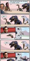 Jurassic World Boardroom Suggestion