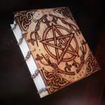 Wooden Spellbook