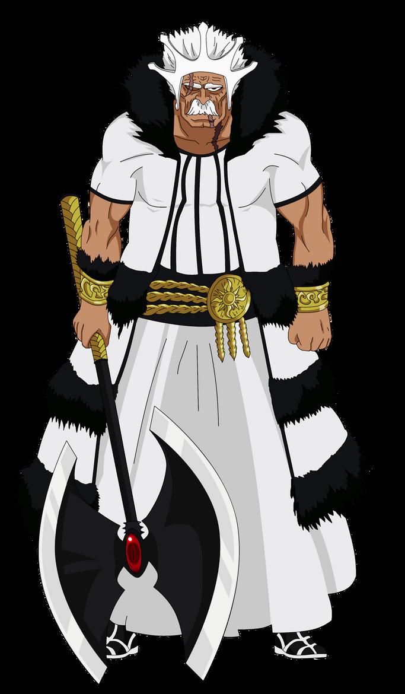 Aventura de alcunha - O Rei Macaco;  Baraggan_louisenbairn_by_ameyzing-d4mahc5