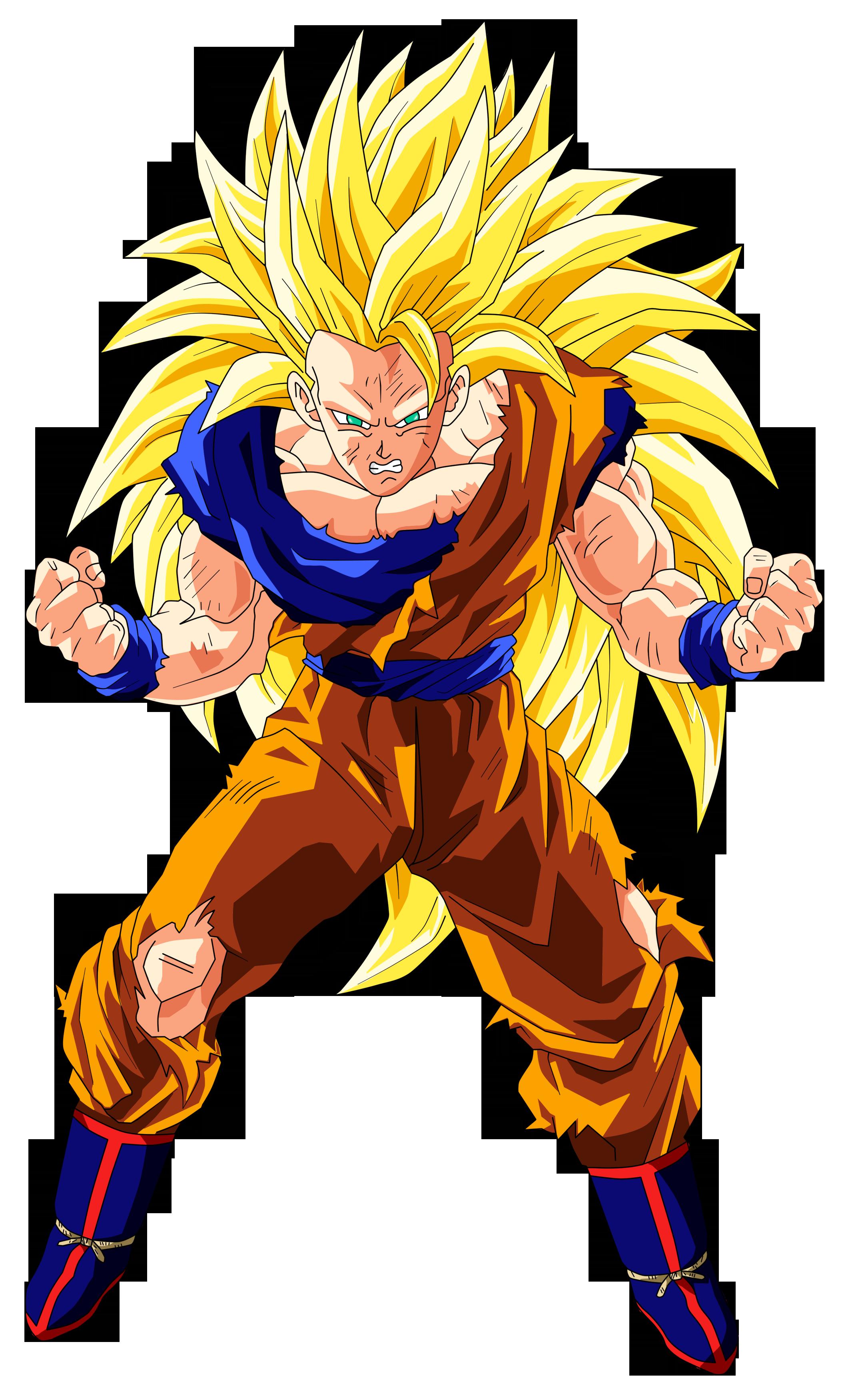 Goku super saiyan 3 by goku kakarot on deviantart - Dragon ball z super sayen ...