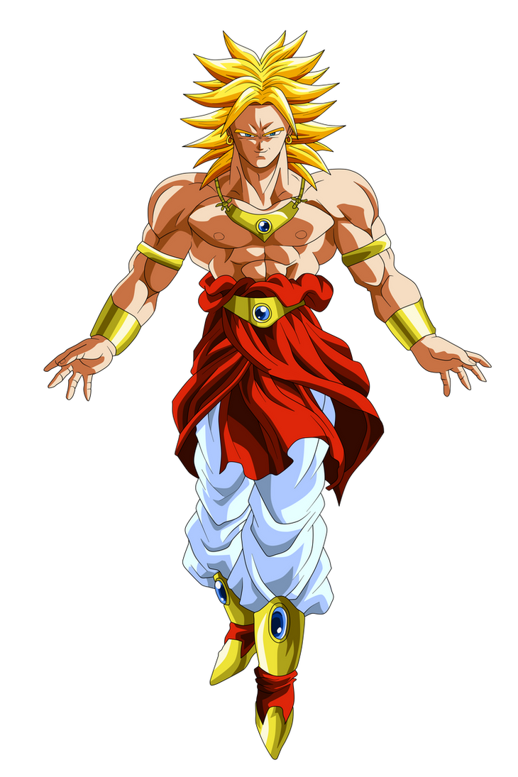 Broly the legendary super saiyan 4 2 - Super sayenne ...