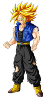 Trunks Super Saiyan (ascended)