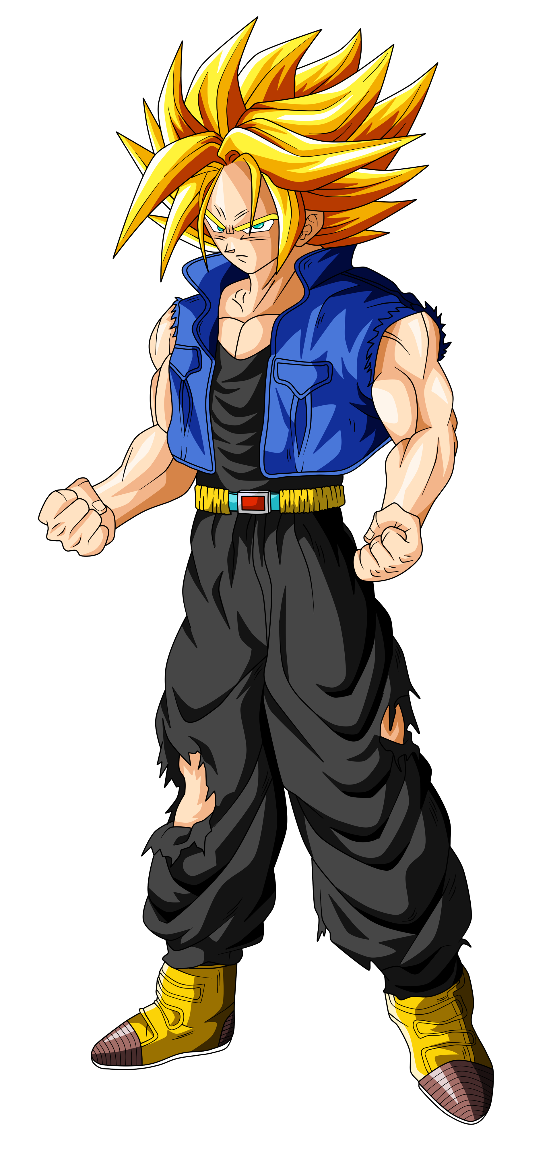 What are your favorite character outfits? : dbz