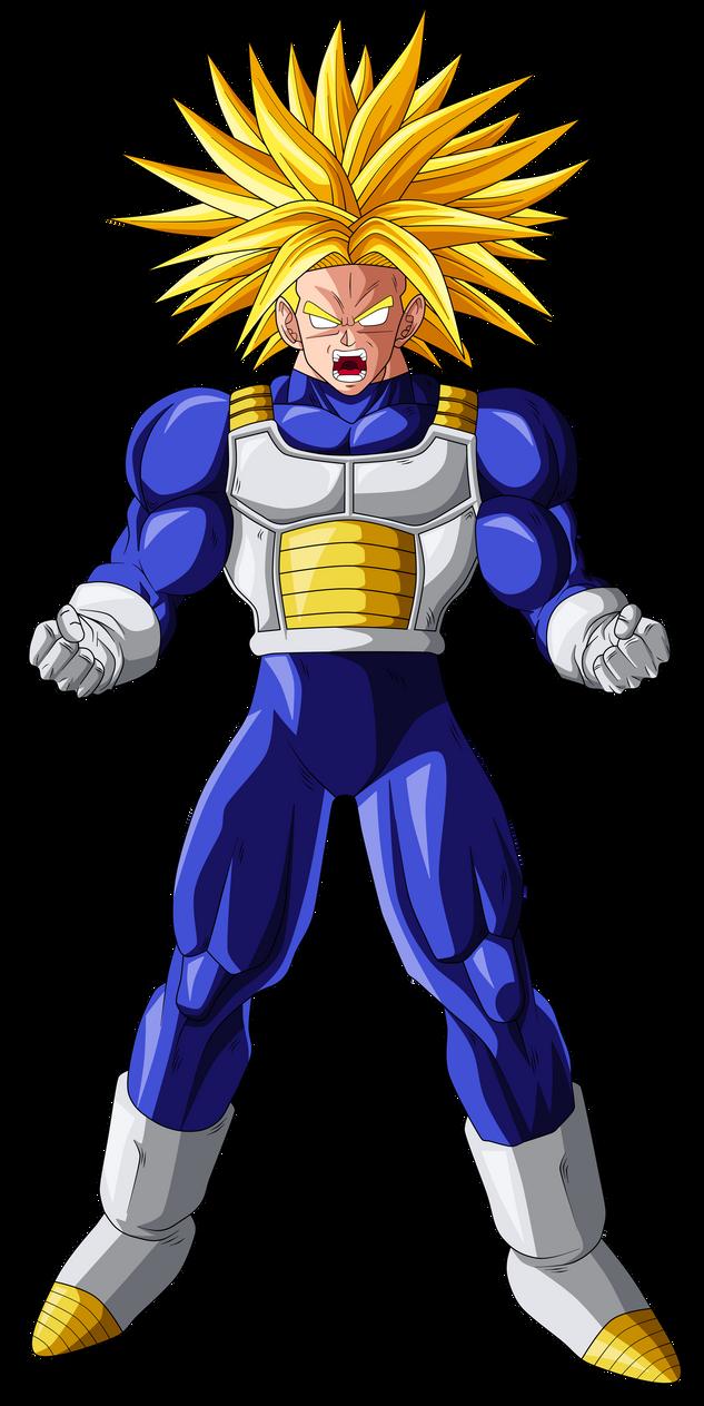 Super saiyan god ultimate goku by elitesaiyanwarrior on - Trunks super sayen ...