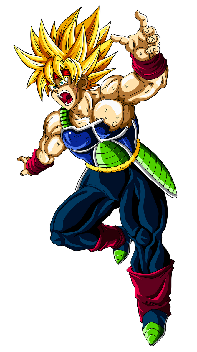 Bardock SSJ by OriginalSuperSaiyan on DeviantArt