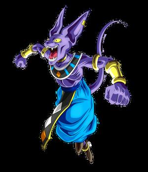 BEERUS the Destroyer - God of Destruction