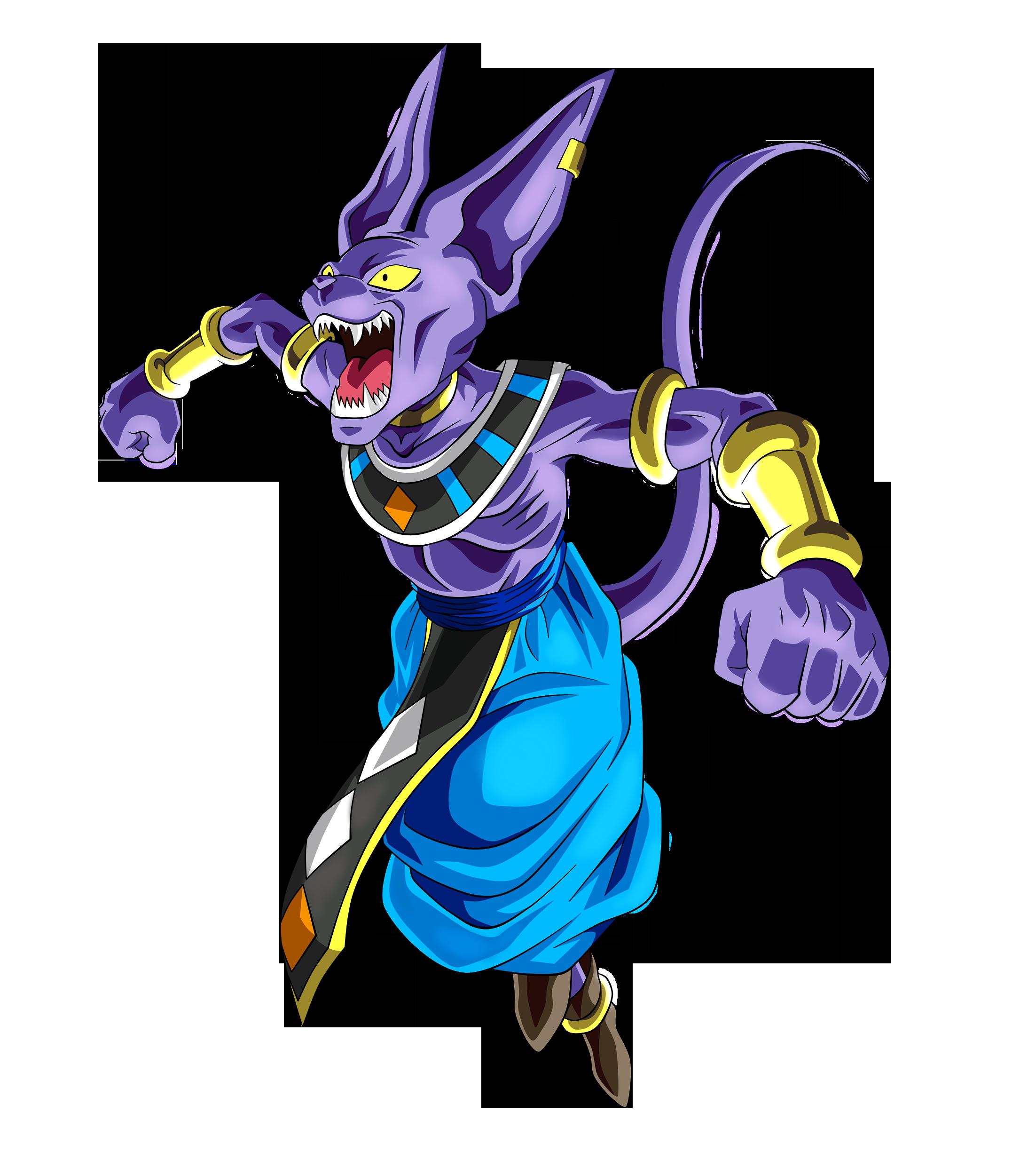 God Of Destruction By Goku-Kakarot