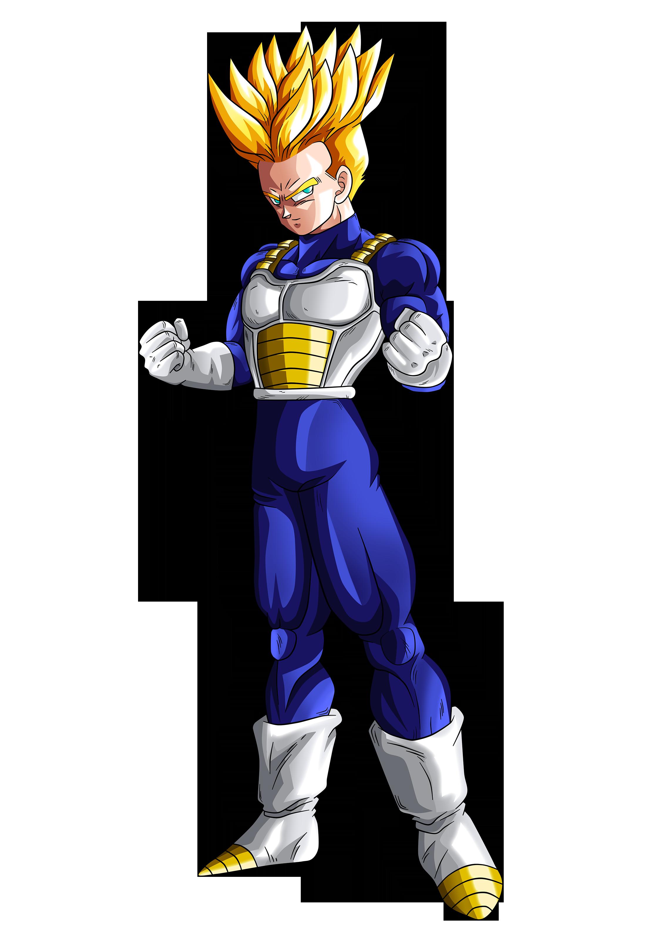 Future TRUNKS Ascended Super Saiyan ASSJ by Goku-Kakarot ...