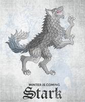 Stark sigil by ameyfire