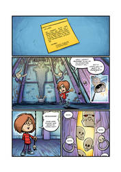Imaginary Gumbo #3 Page 1 by AbigailRyder