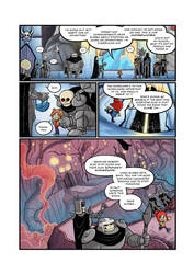 Imaginary Gumbo #3 Page 2 by AbigailRyder