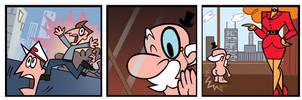 Powerpuff Girls Minitoons 1 by AbigailRyder