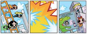 Powerpuff Girls Minitoons 4 by AbigailRyder