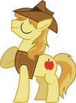Braeburn Vector by Kamyk962
