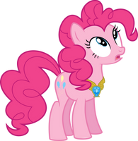 Pinkie Pie Vector by Kamyk962