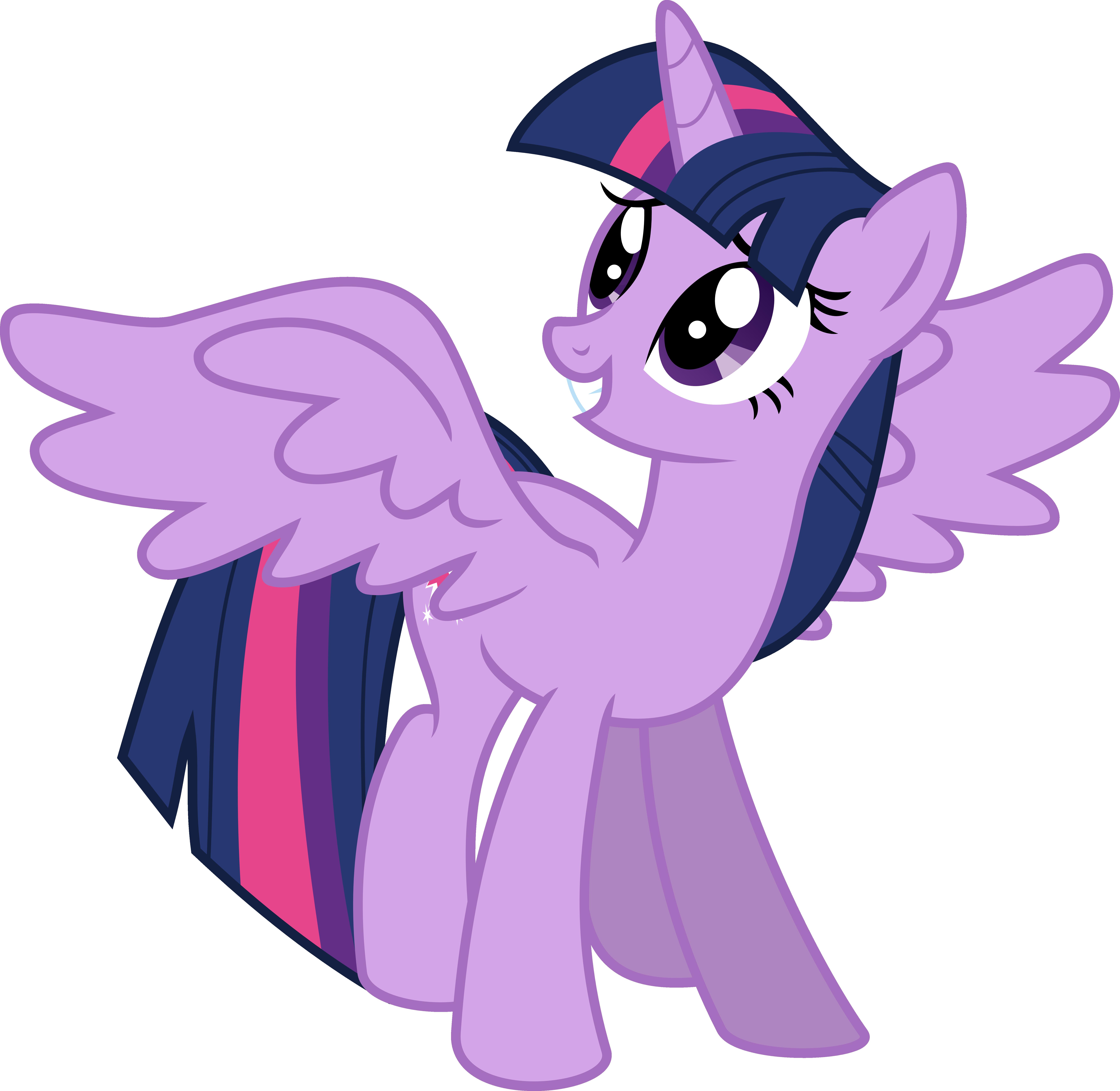 Princess Twilight Sparkle Alicorn Crown