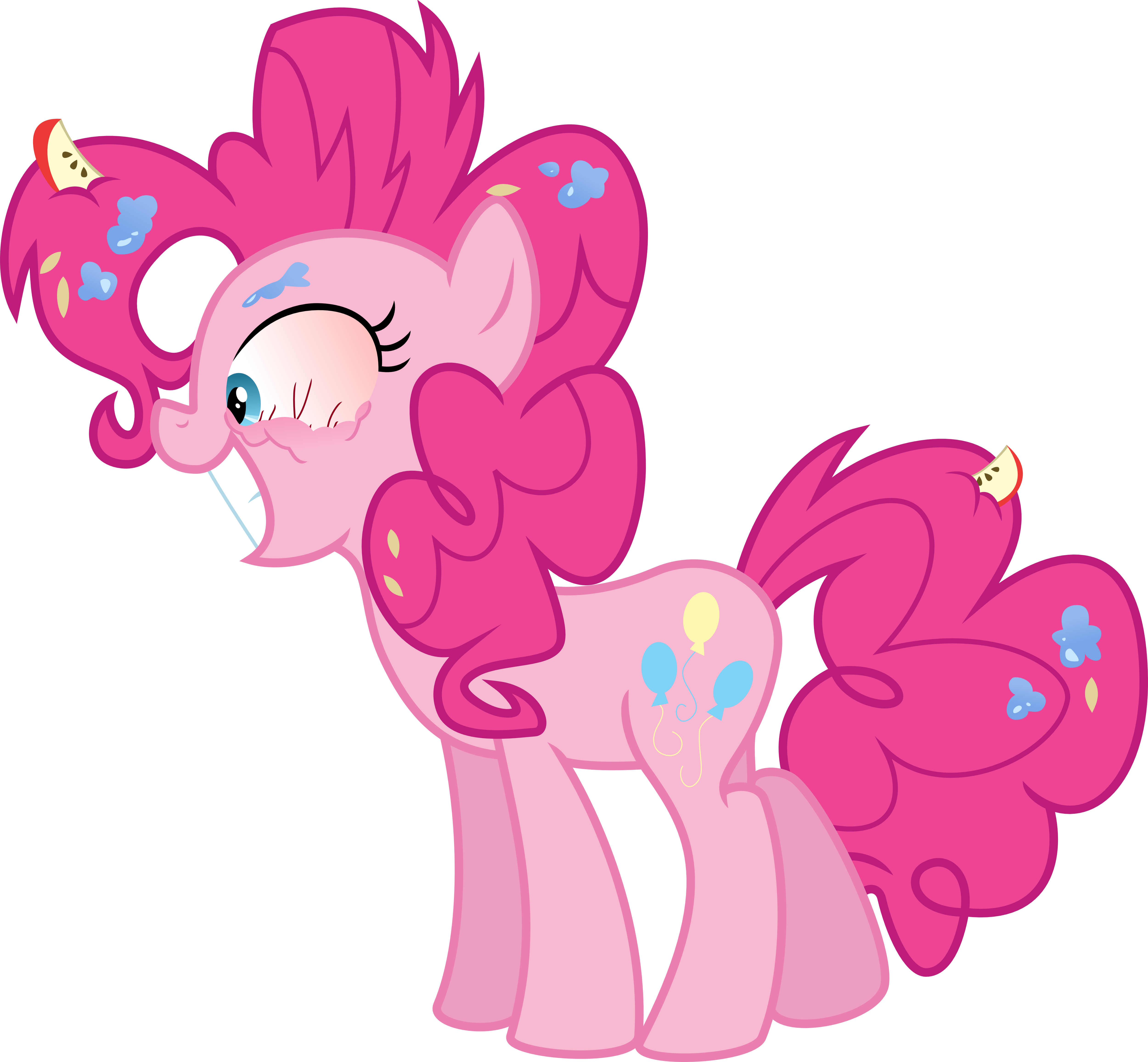 When you don't like Pinkie's Pies