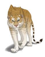 It's um, a tiger. by KarleKat