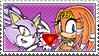 Blaze x Tikal Stamp by 98RudolphXmas