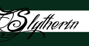 Slytherin Wallpaper by HuntressxTimeLady