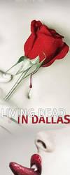 Living Dead in Dallas Bookmark by SniffNSketch