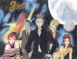 David Bowie Tribute by SniffNSketch