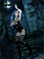 Raven Lumina by JenniSjoberg