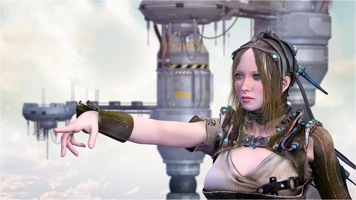 Aeonar Skyguard by JenniSjoberg